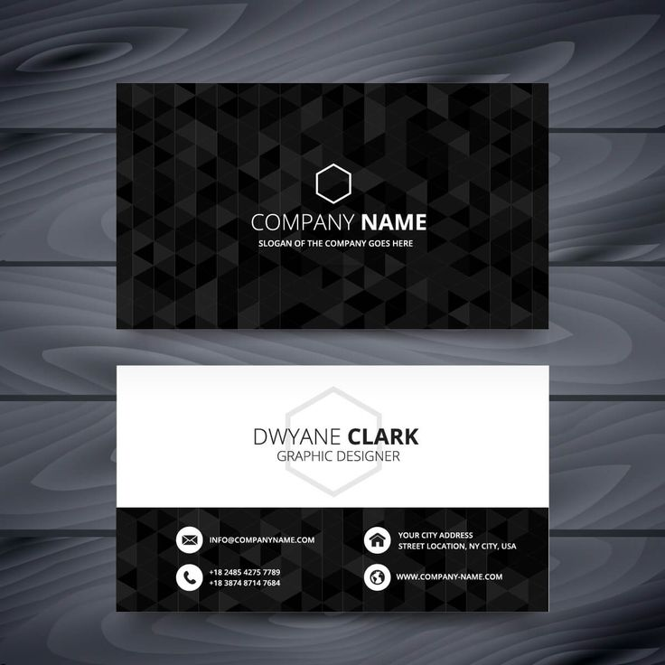 Best Business Card Design Images On   Name Cards