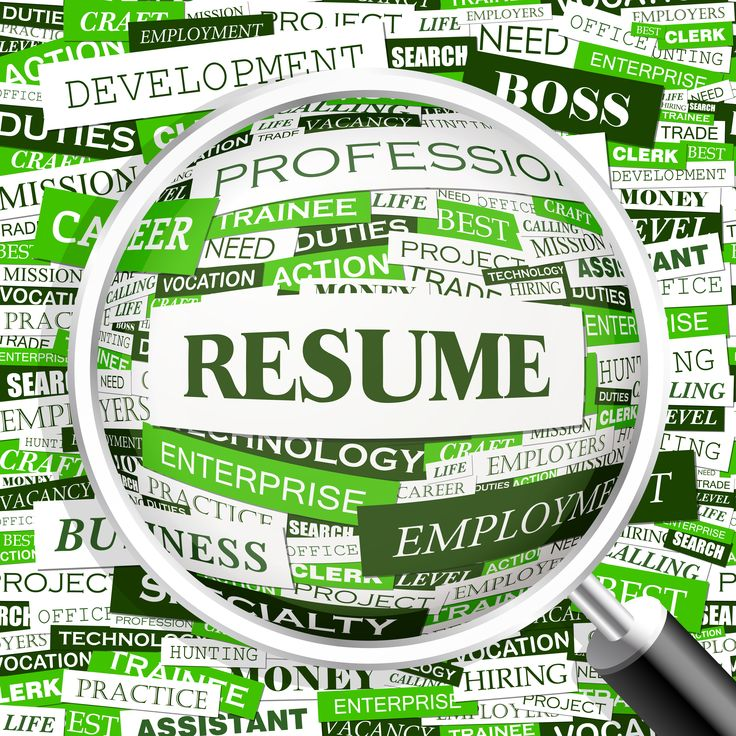 Resume tips for new grads customer service week