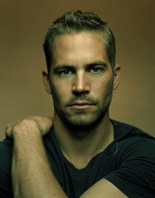 Paul Walker :) One of the hottest MORMON boys EVER! I am married to the other.....