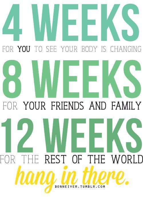 Take 12 weeks and see a Total Body Transformation... unfortunately, I never have 12 consecutive weeks where I am not too busy to succeed -_-