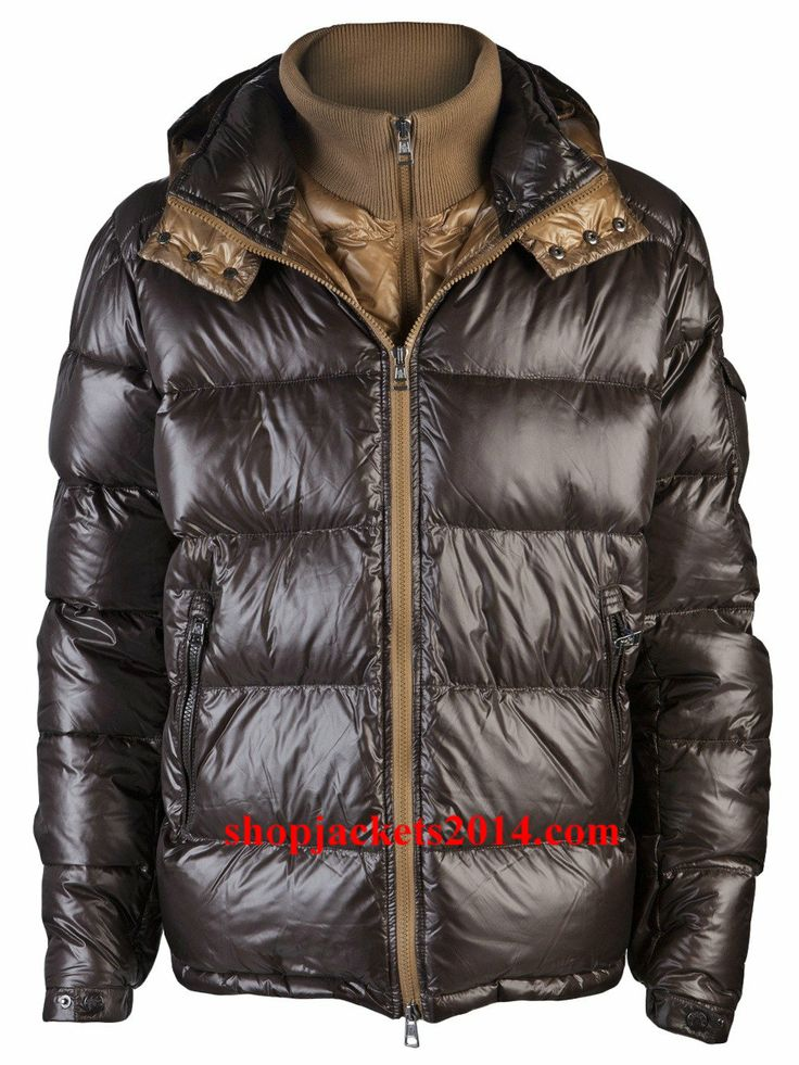 Moncler Outlet UK 2014 New Mens Zin Quilted Down Jacket