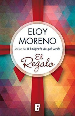 El regalo de Eloy Moreno - Soy Cazadora de Sombras y Libros