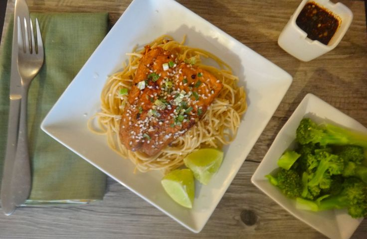 Honey Teriyaki Salmon | Absolutely yummy ~ Seafood, but mostly Shrimp ...