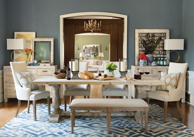 Living Spaces: Fine Dining