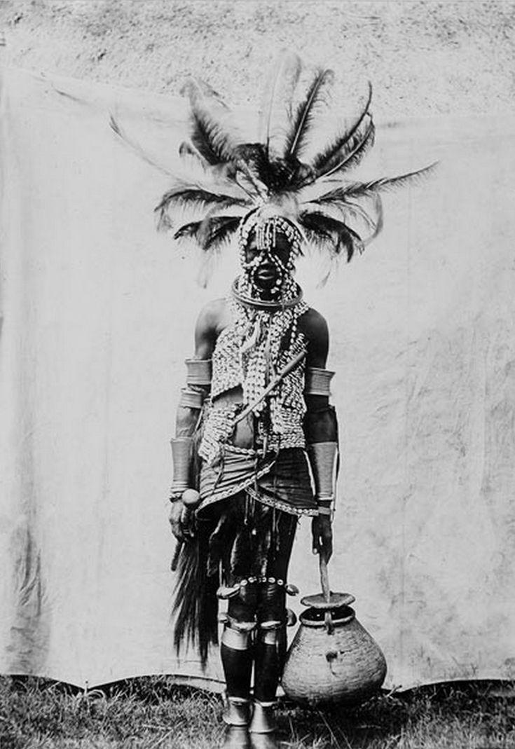 Luo Ugenya people, Nyanza region, Kenya   ca. 1902   ©Charles William Hobley