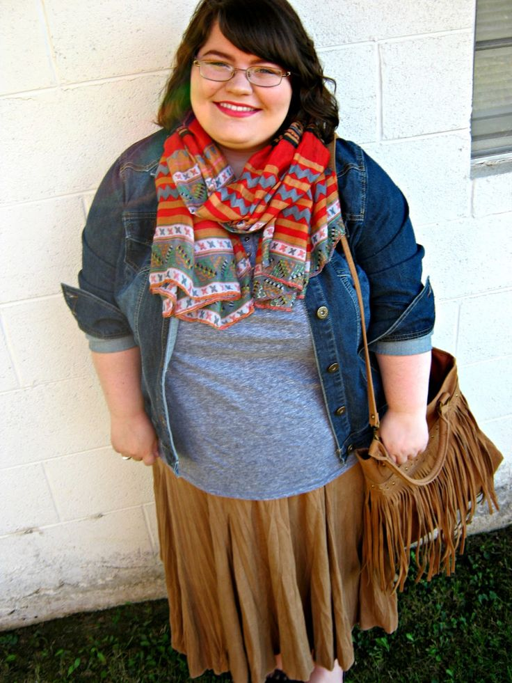 Unique Geek: Plus Size OOTD: Fringe For Fall #plussizefashion #plussize #plussizeoutfit #plussizeootd #modestoutfit #churchoutfit #falloutfit #plussizemodestoutfit: