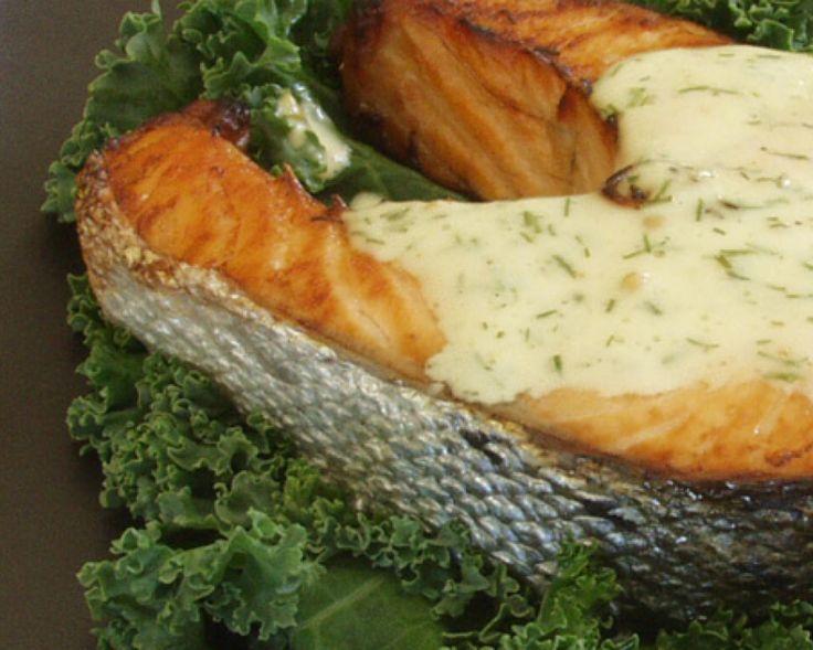 Oriental Grilled Salmon | Litehouse Foods