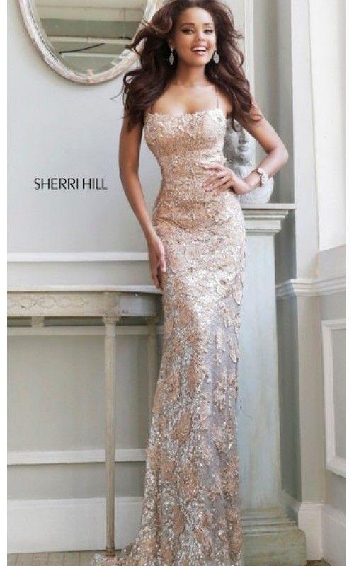 11134 sherri hill cheap dresses