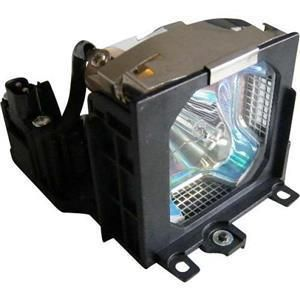 Genuine AL™ Lamp & Housing for the Sharp PG-A20X Projector - 150 Day Warranty