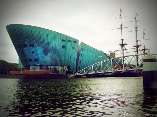 Nemo Science Museum, Amsterdam
