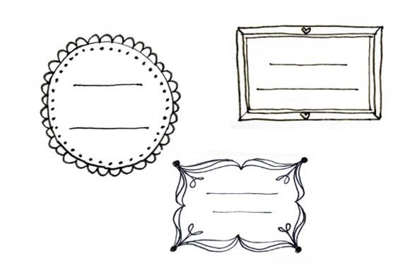 25 einzigartige etiketten f r marmelade ideen auf. Black Bedroom Furniture Sets. Home Design Ideas