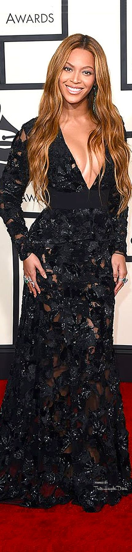 #Beyonce at the 57th Annual #Grammy Awards 2015 in Proenza Schouler ♔THD♔