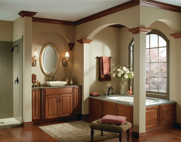 17 best images about schrock cabinetry on pinterest - Lowes semi custom bathroom cabinets ...