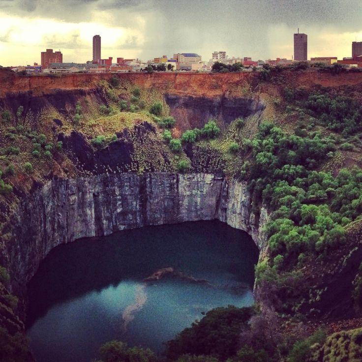 The Big Hole- Kimberley