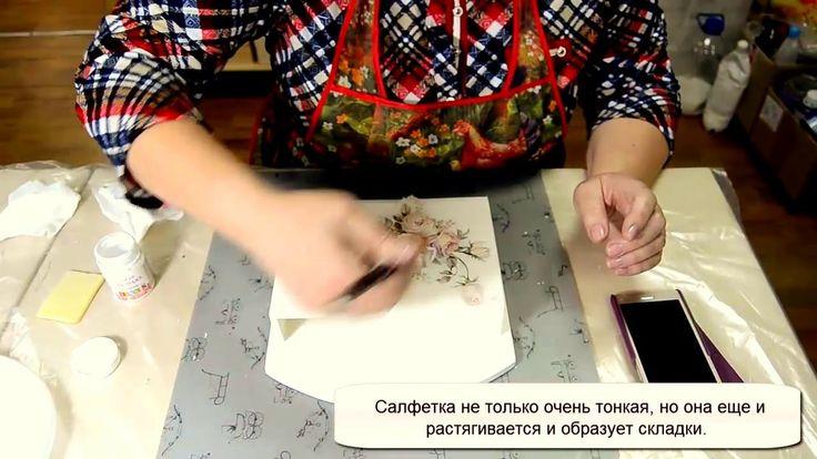Шебби-шик. Ключница. Автор Галина Вакула.