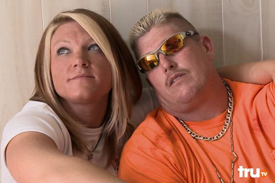 Domestic Bliss - Lizard Lick Towing - Ron and Amy