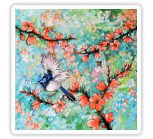 Colours of the Garden Sticker