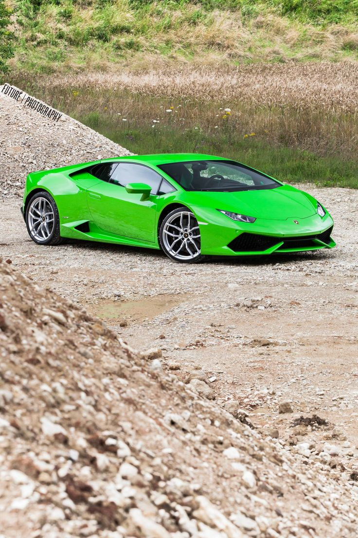 Lamborghini Huracan. HELLO!