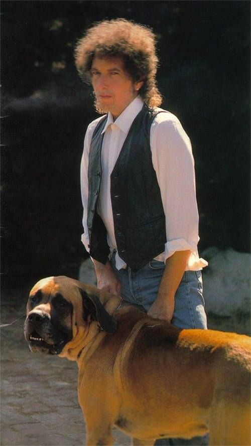 Bob Dylan  ~   Bob Dylan and His Big Dog