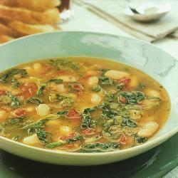 Toscaanse wittebonensoep @ allrecipes.nl