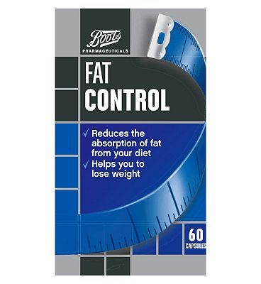 #Boots Pharmaceuticals Fat Control 60 tablets #88 Advantage card points. FREE Delivery on orders over 45 GBP. (Barcode EAN=5045097820372)