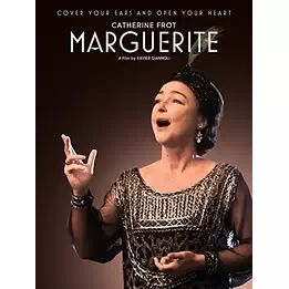 In 1920s Paris, Marguerite Dumont believes she is a wonderful singer, a belief her friends and family have encouraged, but which is tested when she decides to perform in front of a live audience. In French with English subtitles. Rated R.
