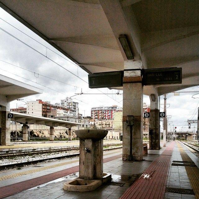 Una vecchia stazione