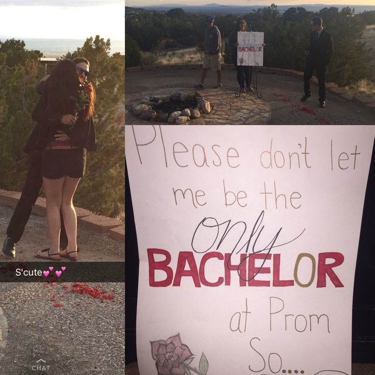 Promposal bachelor themed | Promposal in 2019 | Prom ...