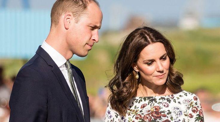 Prinz William , Herzogin Kate