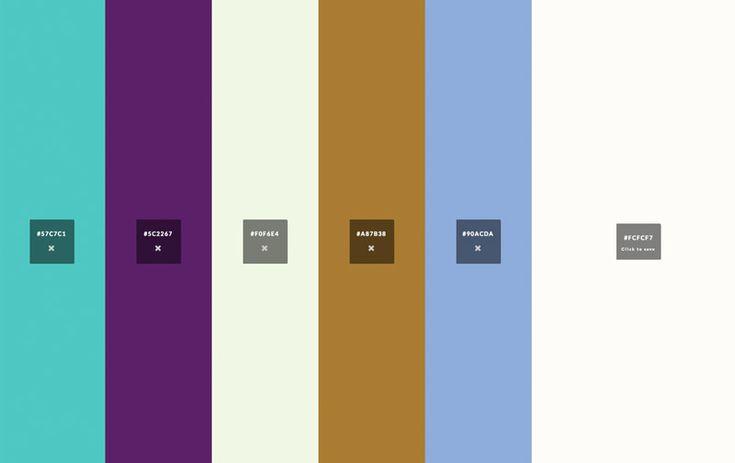 Hailpixel, juega con esta sencilla web de colores hexadecimales | iPad Books