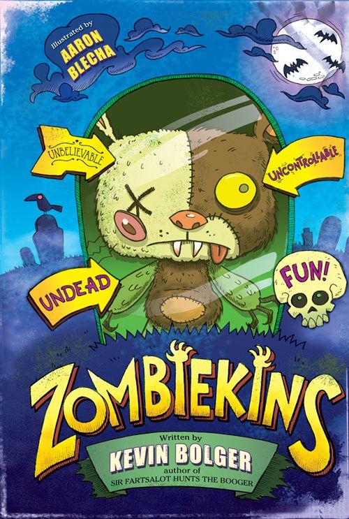 Zombiekins - Aaron B...