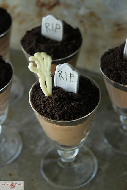 Halloween Dirt Cake Recipe A Holiday Treats