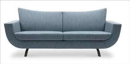 Brunstad sofa