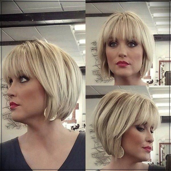 Super new haircuts for 2019-2020 season: the TOP 7 of trends for different hair lengths #2019hairtrends #2020hairtrends #hairtrends2019 #mediumbobhair...