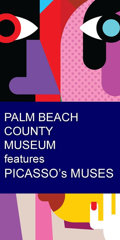 PALM BEACH COUNTY MUSEUM features PICASSO's MUSES - Pablo Picasso is arguably one of the most recognized artists of our times.  Picasso had two wives and many mistresses.  He loved women. He was notorious for always having a beautiful woman with him.  Behind every artist, there is a muse. Read more: http://www.waterfront-properties.com/blog/palm-beach-county-museum-features-picassos-muses.html