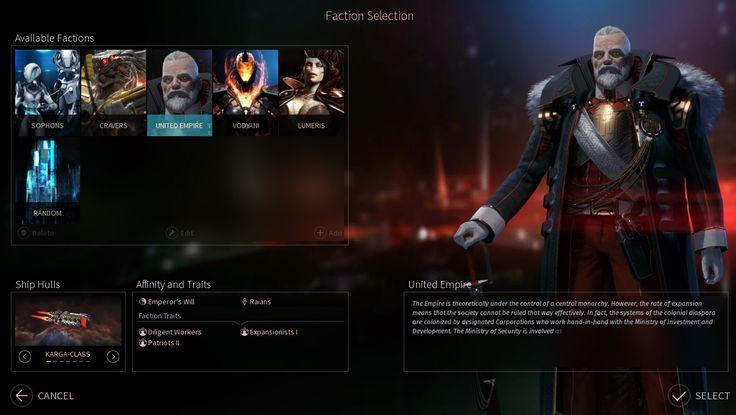 Graliśmy we wczesną wersję Endless Space 2 - Gamerweb.pl
