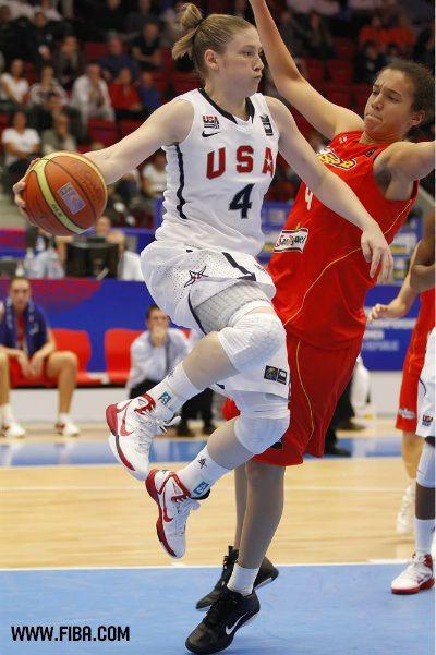 Antecedentes de los dos equipos que esta tarde se jugarán el título de Campeón Mundial en el Mundial de Turquía 2014, EE.UU. y España.  Esta noche tendremos la oportunidad de verlos en directo, en la 1 de TVE y de animar a nuestras jugadoras hoy SÍ están en situación de derrotar a la hasta ahora todopoderosa USA.  ¡¡Esta tarde, a las 20:15, todos los aficionados al Basket Español tenemos una cita ineludible!!