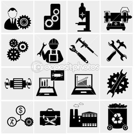 , el trabajo de ingeniería industrial