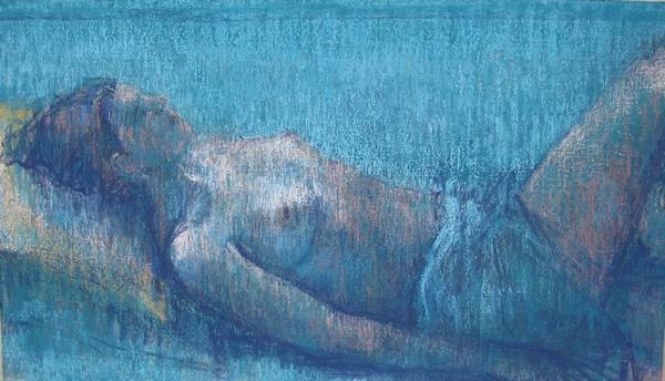 Artists in Pastel: Eva Vorfeld (France/The Netherlands)