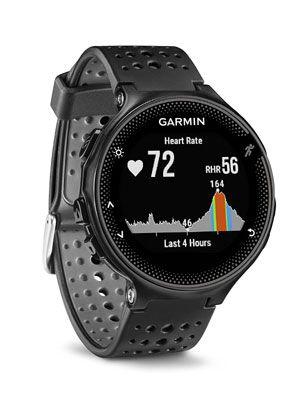 Garmin Forerunner 235: Il Garmin Forerunner 235 è activity tracker molto completo e compatto, che integra ricevitore satellitare, notifiche smart e un rilevatore della frequenza cardiaca al polso.