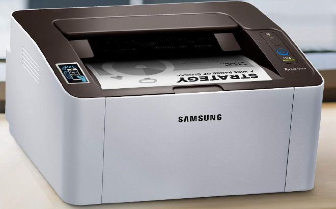 Samsung Wireless Monochrome Laser Printer For Just 29 99 Regularly 100 Deals Finders Best Laser Printer Laser Printer Cheap Toner
