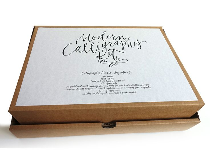 Calligraphy Starter Kit