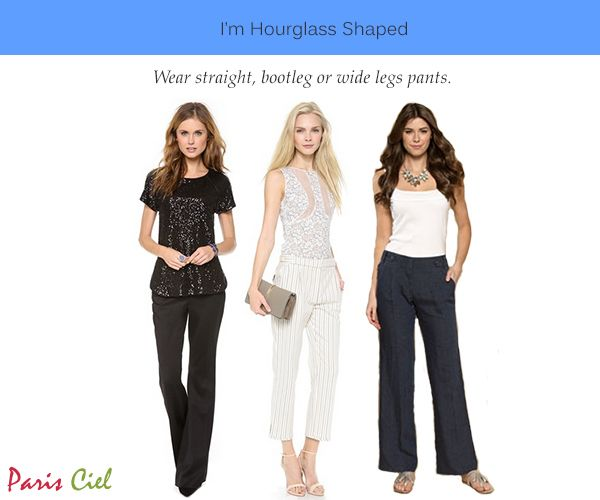 Tips & Tricks to Dressing Hourglass Body Shape --> I like this article because it recognizes that you can have an hourglass shape without being super busty. You can still have a slim figure, a little chest, and be an hourglass.