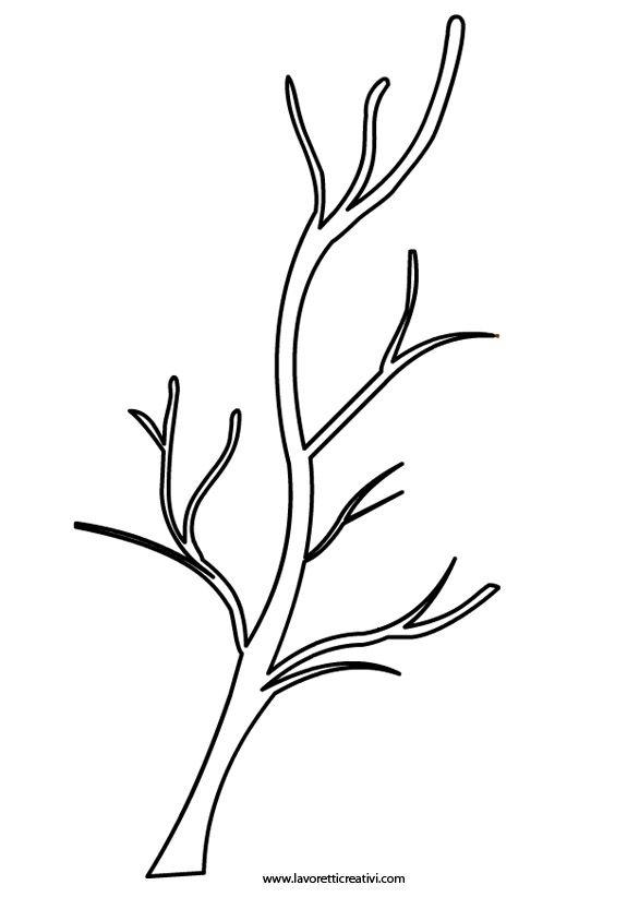 Oltre 25 fantastiche idee su disegni di albero su - Finestra da colorare ...