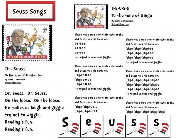 dr seuss songs preschool best 25 dr seuss font ideas on dr seuss 599