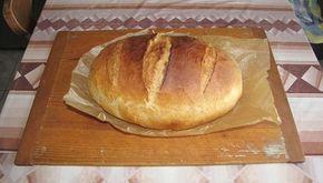 Itt az új házi kenyér kispénzűeknek (öreg tésztával) – Az egyik legolcsóbb kenyér