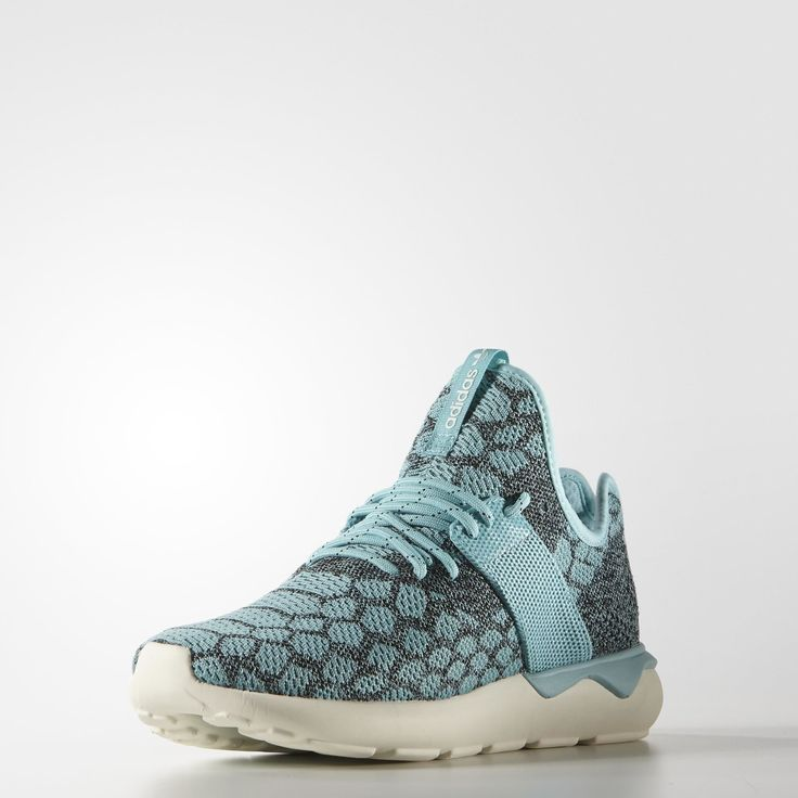 adidas originals tubular runner primeknit blue spice