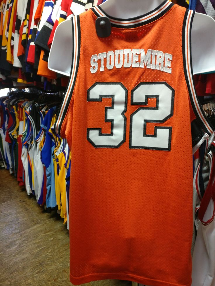 Vintage #32 AMARE STOUDEMIRE Lake Wales High School Nike Jersey XL