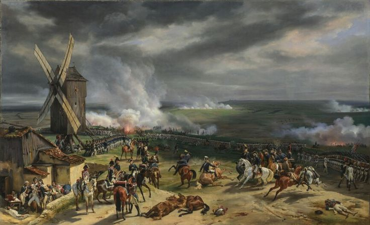 Battle of Valmy 1792: