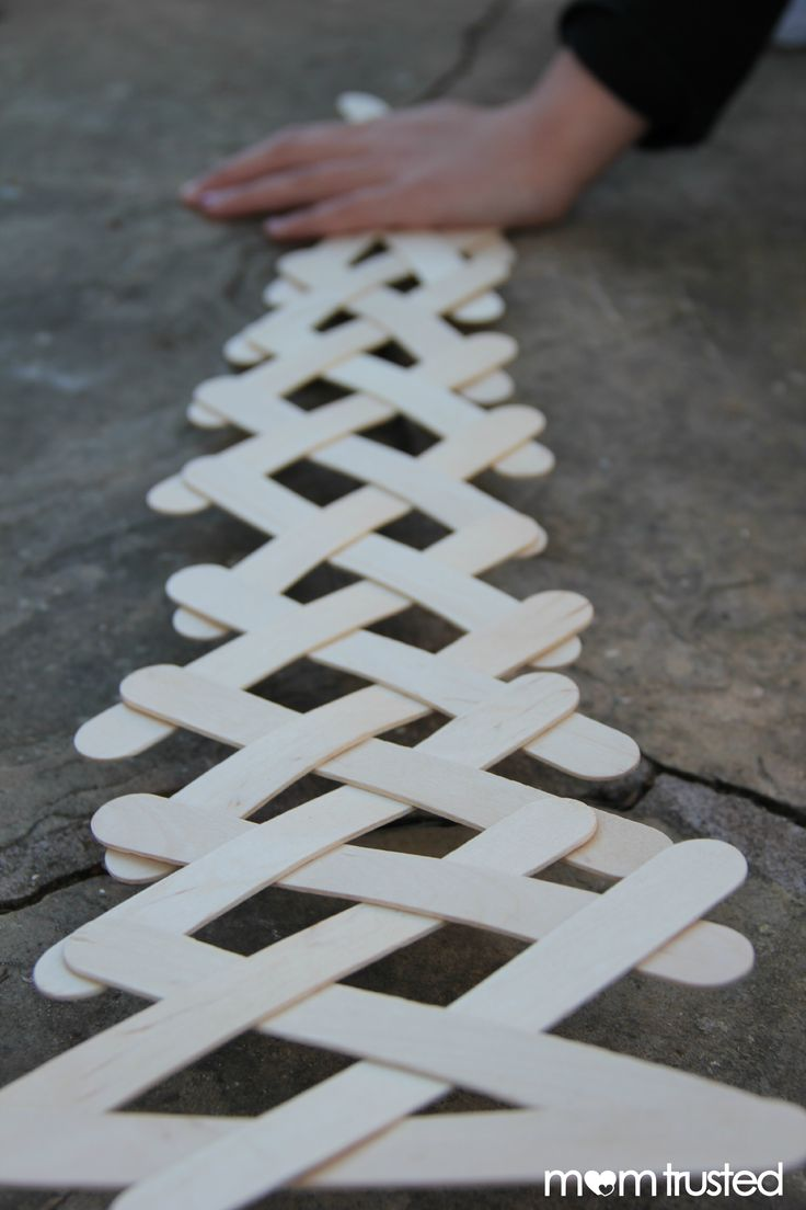 43 best stem potential and kinetic energy images on for Cool things made out of popsicle sticks